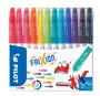 1 - Pilot Fixy Frixion Colors, sada, 12 barev, vymazatelný