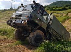 Allegria jízda vojenským vozidlem Tatra 815 VVN