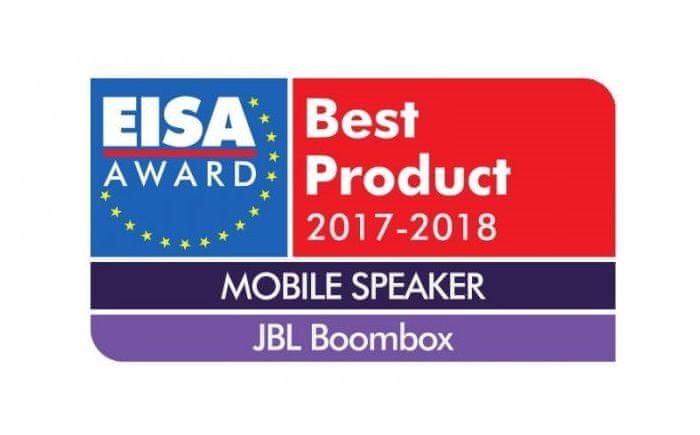 A JBL Boombox vezeték nélküli bluetooth hangszóró a legjobb hordozható hangszóró