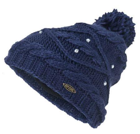 Rip Curl női sötétkék Knit Pow sapka