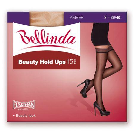 Bellinda BEAUTY HOLD UPS 15 DEN světle hnědá S