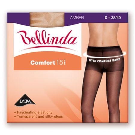 Bellinda COMFORT 15 DEN černá S