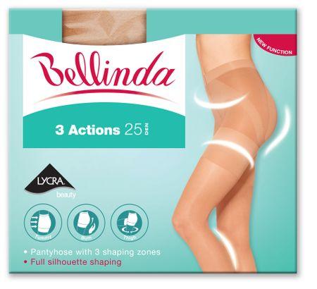 Bellinda 3ACTIONS 25 DEN tělová S
