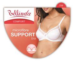 Bellinda MICROFIBRE SUPPORT BRA