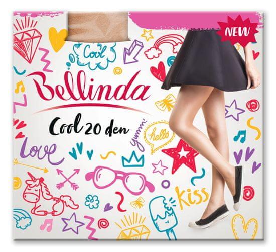 Bellinda pančuchové nohavice BE225023 COOL 20 DEN čierna S