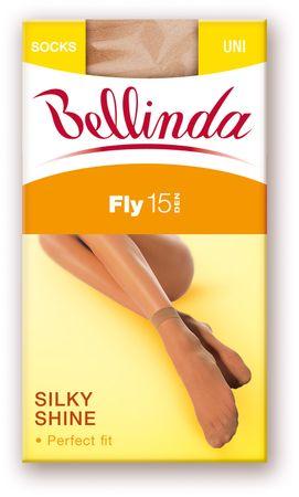 Bellinda FLY SOCKS 15 DEN tělová uni