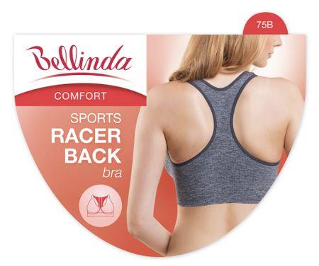 Bellinda Sports Racer Back Bra bílá XL