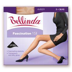 Bellinda pančuchové nohavice BE225001 FASCINATION 15 DEN