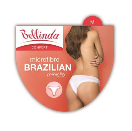 Bellinda BRAZILIAN MINISLIP bílá S/M