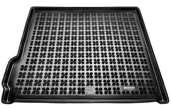 REZAW-PLAST Vaňa do kufra, pre BMW X5 (E70) z rokov 2007-2013, čierna