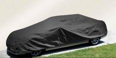 MAMMOOTH Ochranná plachta čierna, veľkosť M - pre vozidlá typu Fiesta/Corsa/Polo/Punto I,II /Ibiza, Picanto, Trieda A, Fabia atď.