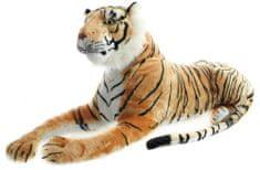 Lamps Plyšový Tygr hnědý 110 cm