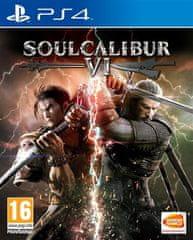 Namco Bandai Games igra Soul Calibur VI (PS4)