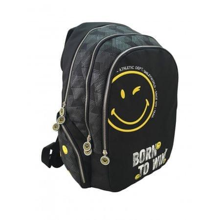 Smiley World ovalni ruksak Smiley Winner