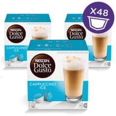 NESCAFÉ Dolce Gusto CAPPUCCINO ICE Kávékapszula, 3x16 db
