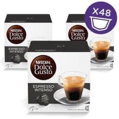 NESCAFÉ Espresso INTENSO Kávékapszula, 3x16 db