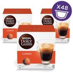 NESCAFÉ Dolce Gusto CAFFE LUNGO Kávékapszula, 3x16 db