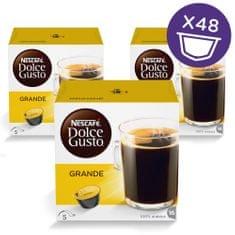 NESCAFÉ AROMA Kávékapszula, 3x16 db