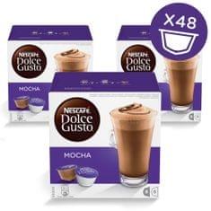 NESCAFÉ Dolce Gusto Mocha čokoladni napitek 216g (16 kapsul), trojno pakiranje