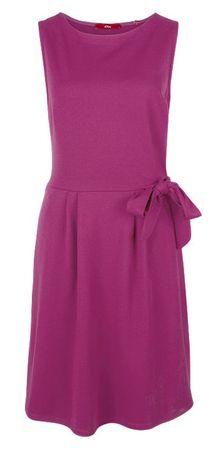 s.Oliver dámské šaty 36 růžová