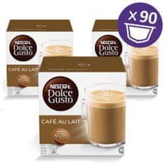 NESCAFÉ Dolce Gusto CAFE AU LAIT kávékapszula, 3x30 db