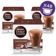 NESCAFÉ Dolce Gusto Chococino Forró csoki kapszula, 3x16 db