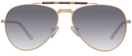 Gant pánske béžové slnečné okuliare