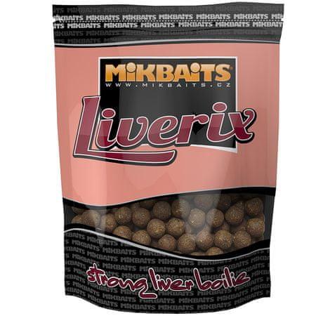 Mikbaits Boilies Liverix Magická Oliheň 10 kg, 20 mm