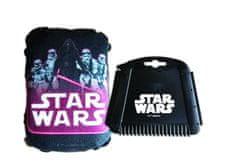 KAJA Zimný darčekový set do auta, motív Star Wars, škrabka, huba Kylo Ren + Trooper