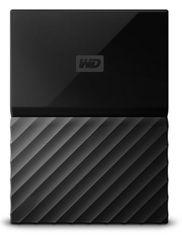 WD vanjski disk My Passport 2 TB, USB 3.0, crni