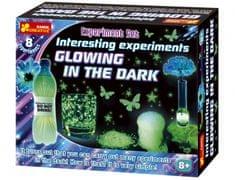 Lamps Zajímavé experimenty světélkování ve tmě