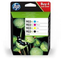 HP komplet tinti 903XL, crna, cyan, magenta, žuta