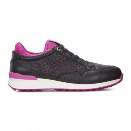 Ecco Speed Hybrid dámské golfové boty Černá UK 4