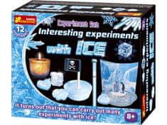 Lamps Zaujímavé experimenty s ľadom