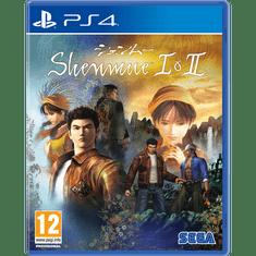 Sega igra Shenmue I & II (PS4)