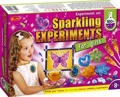 Lamps Žiarivé experimenty pre dievčatá