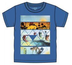 Losan chlapecké tričko 815-1210AC_085
