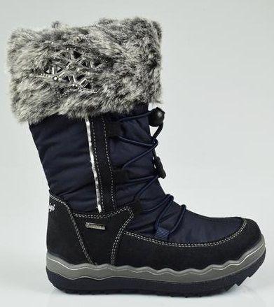 Primigi buty zimowe dziewczęce 28 niebieski
