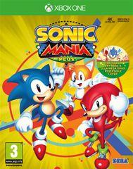 Sega Sonic Mania Plus (Xbox One)
