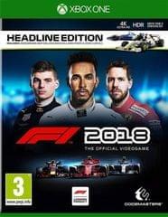 Codemasters video igra F1 2018 Headline Edition XBOXONE