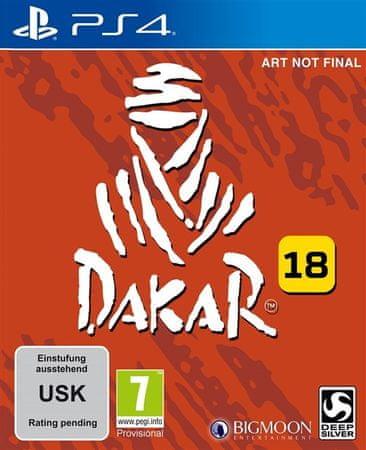 Deep Silver igra Dakar 18 (PS4)