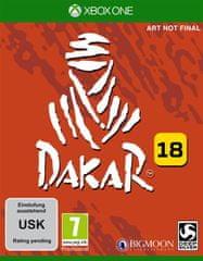 Deep Silver igra Dakar 18 (Xbox One)