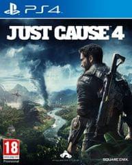 Square Enix igra Just Cause 4 (PS4)