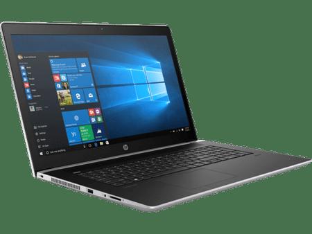 HP prenosnik ProBook 470 G5 i5-8250U/8GB/SSD256GB/930MX/17,3FHD/W10H (3VK37ES)