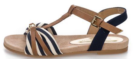 Tom Tailor ženske sandale 36 tamno plava