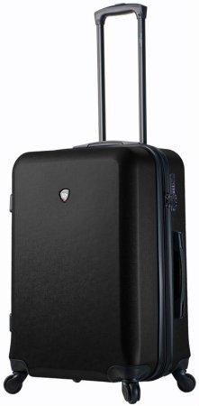 Mia Toro potovalni kovček MNZ Toro M1219/M-3, črn