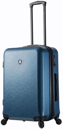 Mia Toro potovalni kovček MNZ Toro M1219/M-3, moder