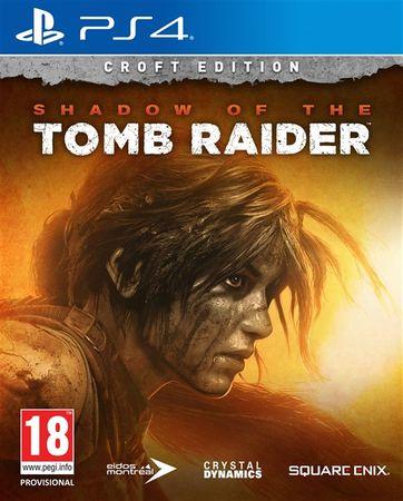 Square Enix igra Shadow of the Tomb Raider: Croft Edition (PS4)