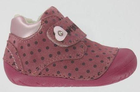 Primigi buty zimowe dziewczęce 21, różowy