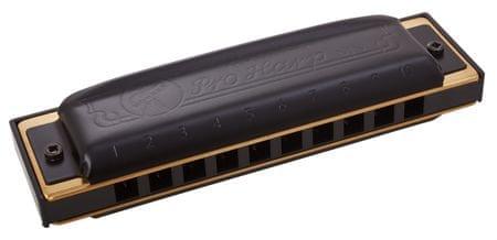 Hohner Pro Harp F#-major Foukací harmonika